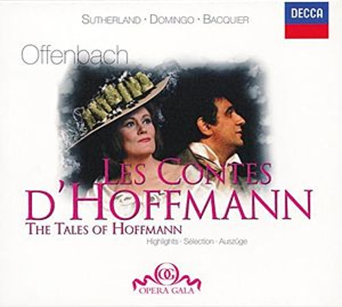 Offenbach: Les Contes d'Hoffmann - Highlights von Plácido Domingo