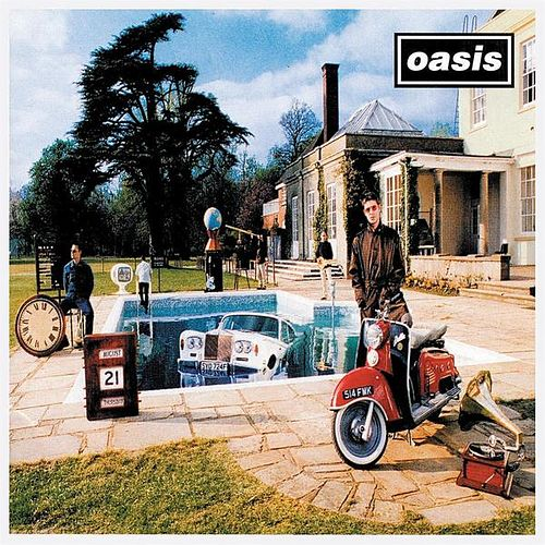 Be Here Now by Oasis