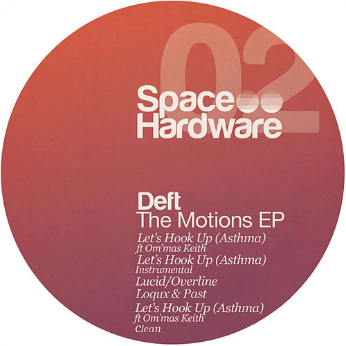 The Motions EP by Deft
