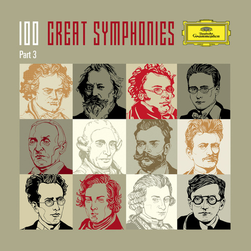 100 Great Symphonies (Part 3) de Various Artists