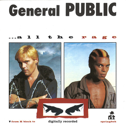 All The Rage by General Public