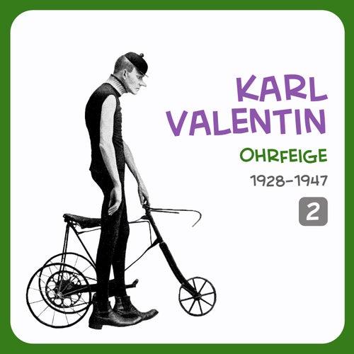 Ohrfeige, Volume 2 von Karl Valentin