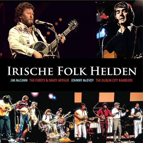 Irische Folk Helden by Various Artists