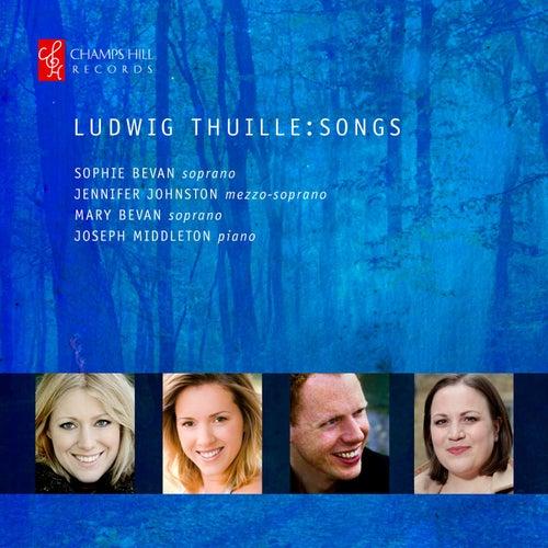 Ludwig Thuille: Songs von Joseph Middleton