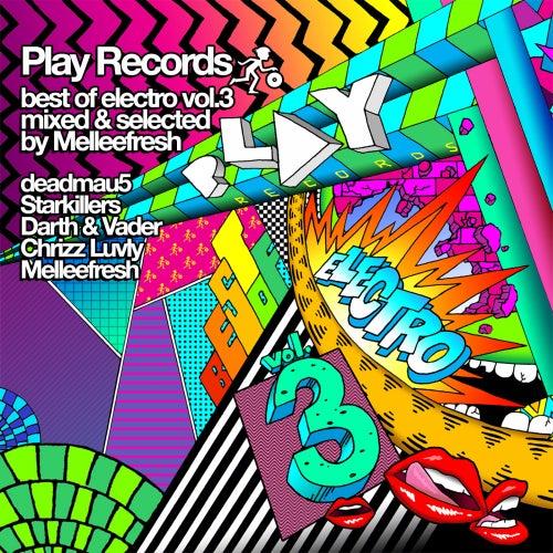 Best Of Electro Vol. 3 - EP de Various Artists