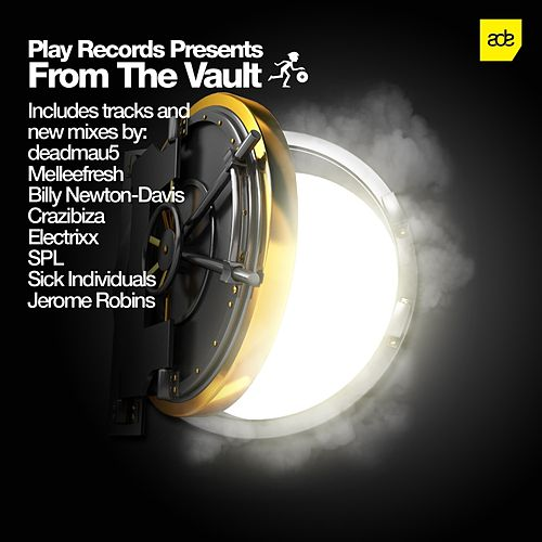 From The Vault - ADE 2012 - EP de Various Artists