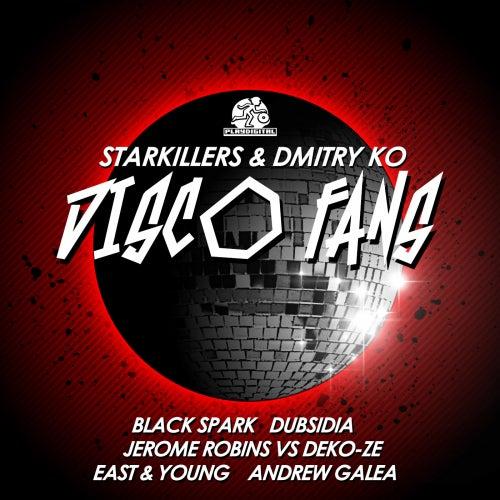 Disco Fans by Starkillers