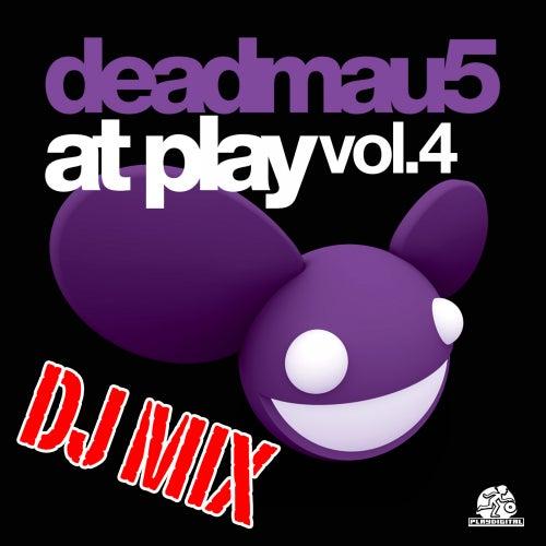 At Play Vol. 4 DJ Mix de Deadmau5
