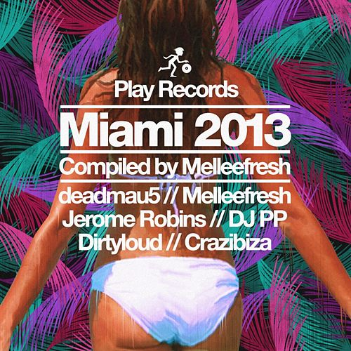 Play Records Miami 2013 - EP de Various Artists