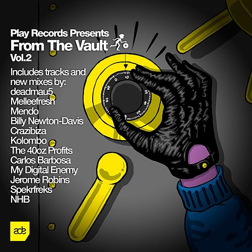 From The Vault Vol.2 - EP de Various Artists