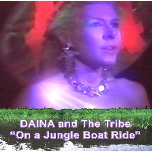 On a Jungle Boat Ride by Daina Shukis