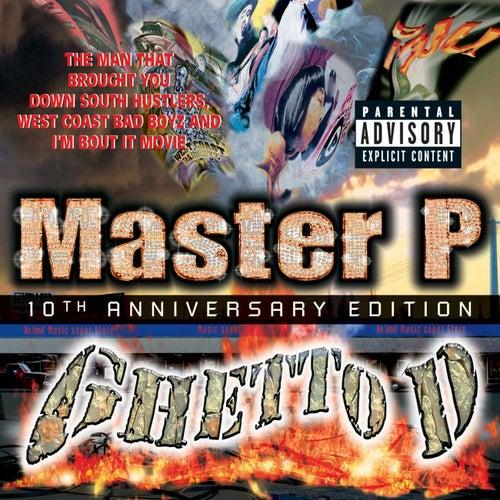Ghetto D 10th Anniversary von Master P