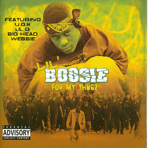 For My Thugz by Boosie Badazz