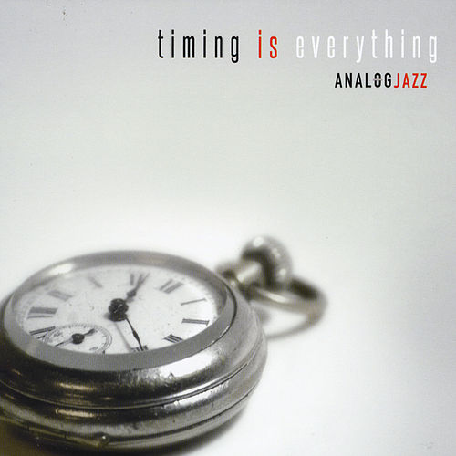 Timing Is Everything [Planet Earth Music Records] by Analog