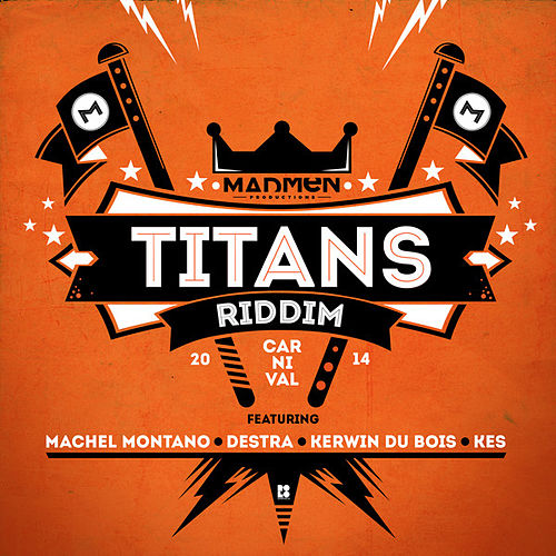 Titans Riddim by Various Artists