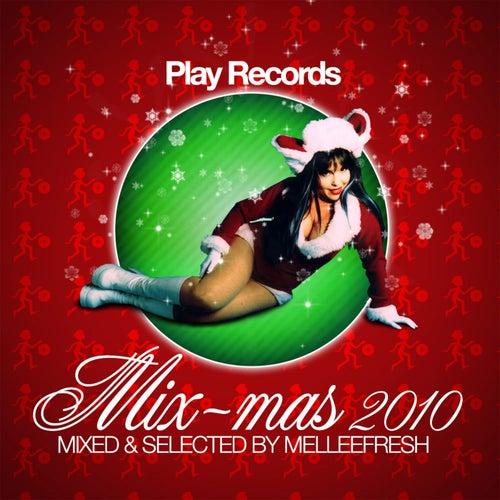 Mix-Mas 2010 - EP de Various Artists