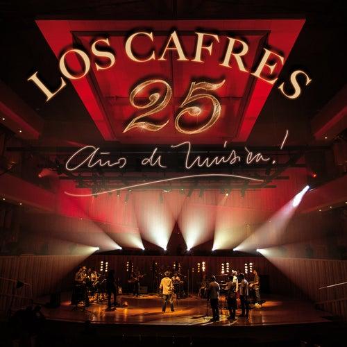 25 Años de Música de Los Cafres