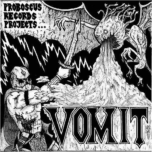 Vomit! von Various Artists