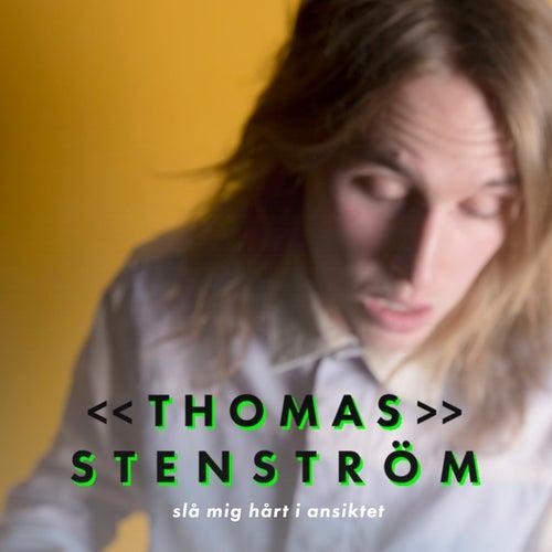 Slå mig hårt i ansiktet by Thomas Stenström