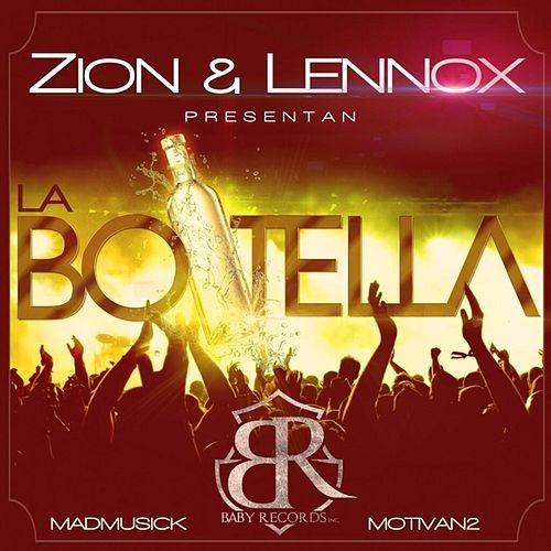 La Botella - Single de Zion y Lennox