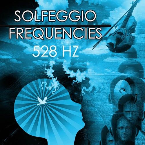 528 Hz Solfeggio Frequencies - Delta Theta Healing    by Solfeggio