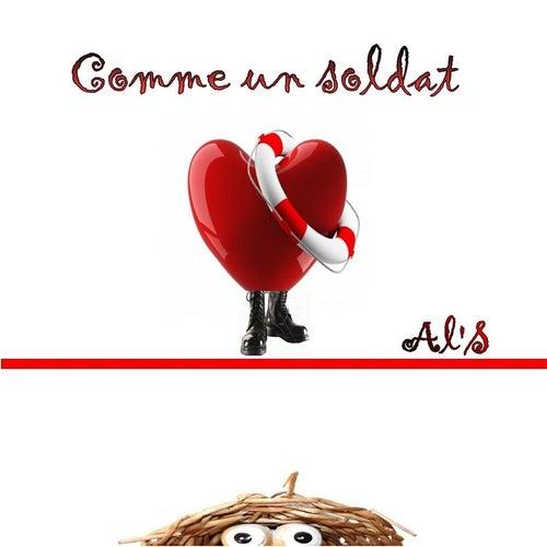 Comme Un Soldat (feat. Mario Saint-Amand) von A.L.S.