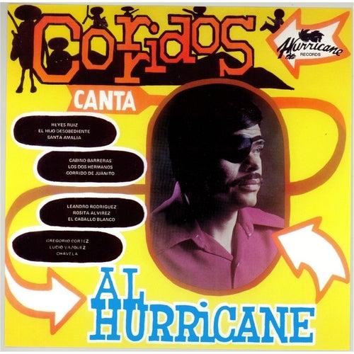 Corridos Canta de Al Hurricane