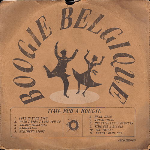 Time For A Boogie de Boogie Belgique