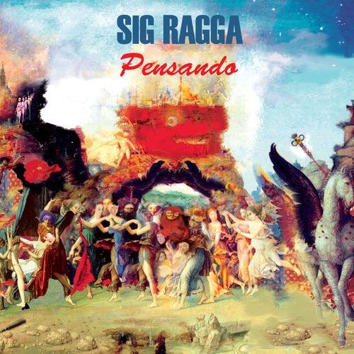 Pensando - Single de Sig Ragga