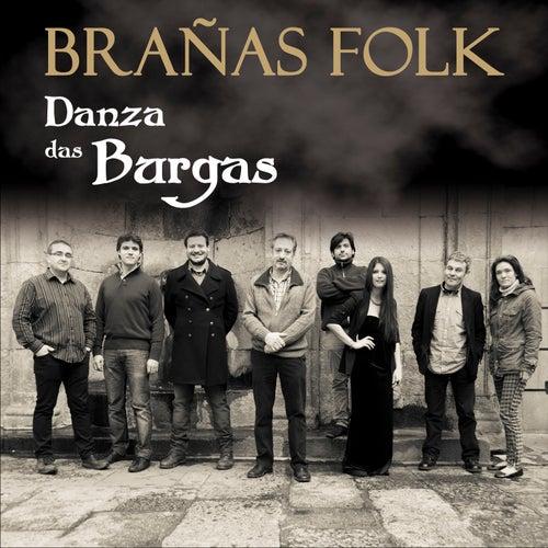 Danza das Burgas de Brañas Folk