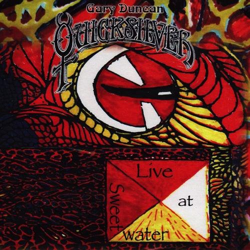 Live At Sweetwater de Quicksilver Messenger Service