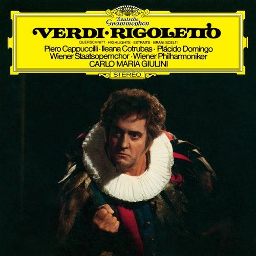 Verdi: Rigoletto - Highlights by Various Artists