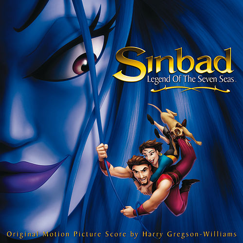 Sinbad: Legend Of The Seven Seas (Original Motion Picture Score) van Harry Gregson-Williams