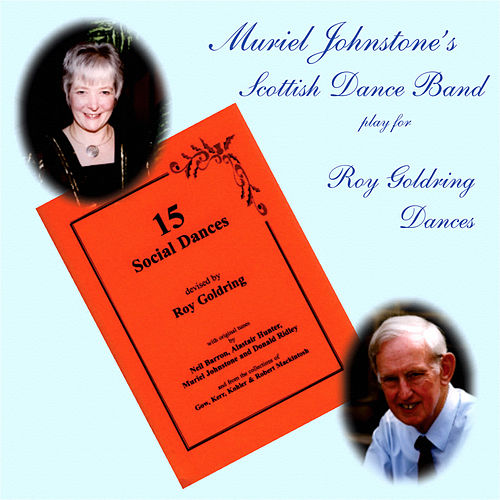 15 Social Dances by Muriel Johnstone's Scottish Dance Band