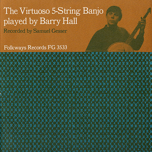 Virtuoso Five-String Banjo de Barry Hall