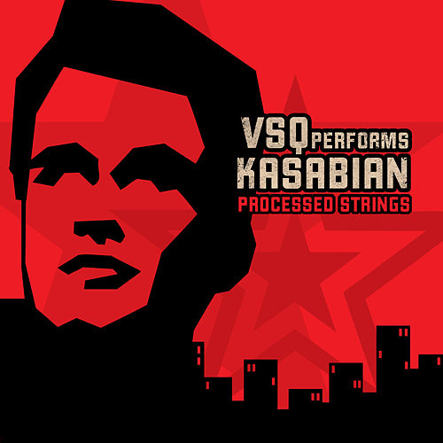 VSQ Performs Kasabian: Processed Strings de Vitamin String Quartet