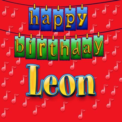 Happy Birthday Leon by Ingrid DuMosch