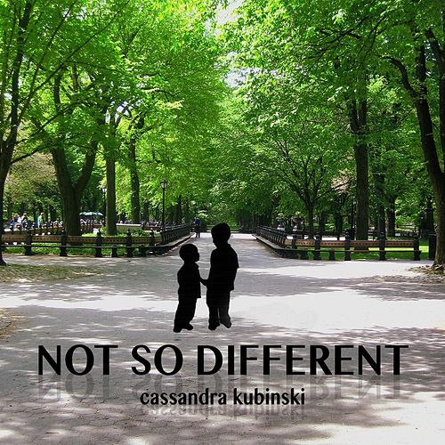 Not so Different de Cassandra Kubinski