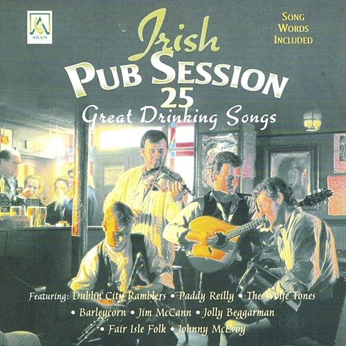 Irish Pub Session by Various Artists