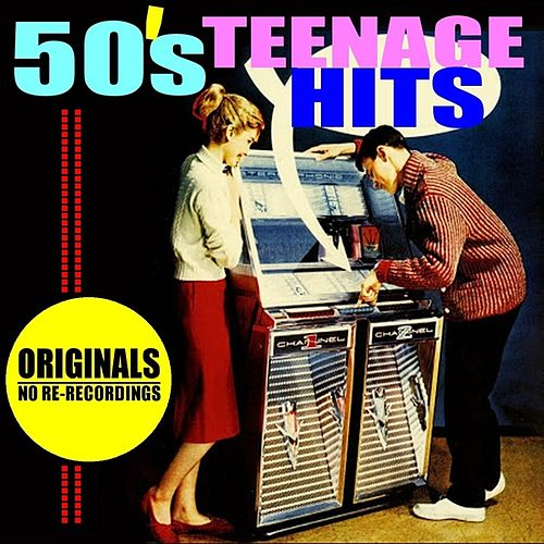 50S Teenage Hits de Various Artists