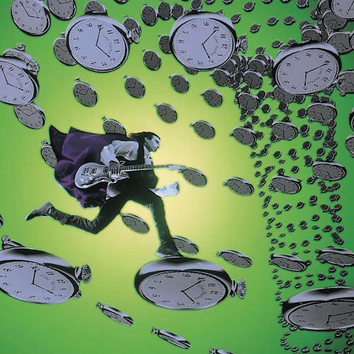 Time Machine de Joe Satriani