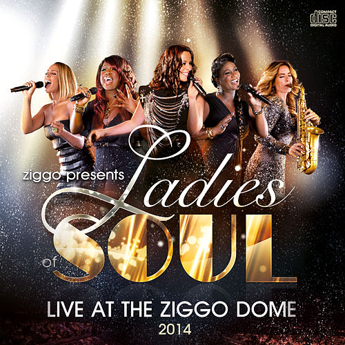 Live At The Ziggodome fra Ladies of Soul