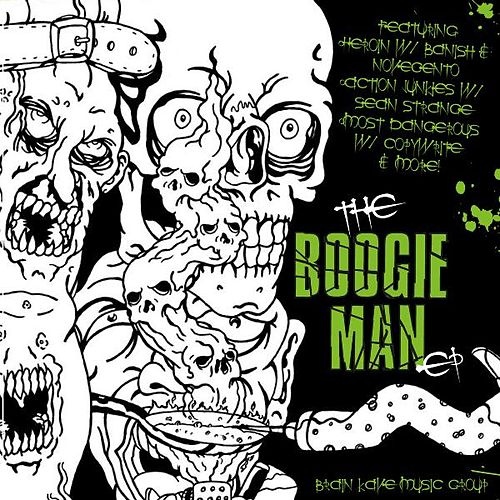 The Boogie Man EP de Dox Boogie
