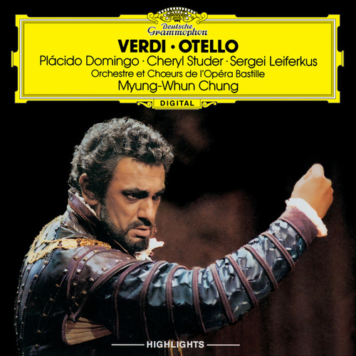 Verdi: Otello - Highlights by Cheryl Studer