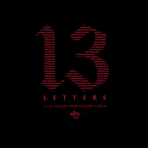 13 Letters by 116