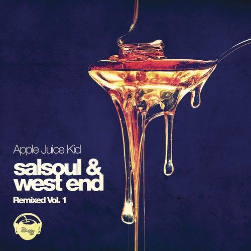 Salsoul & West End Remixed Vol. 1 de Apple Juice Kid