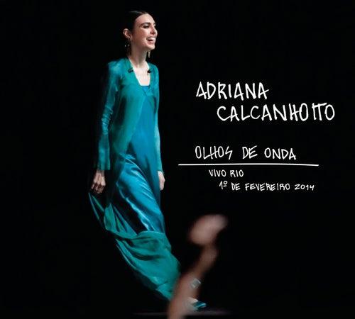 Olhos de Onda de Adriana Calcanhotto