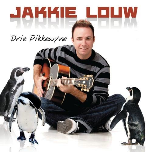 Drie Pikkewyne by Jakkie Louw
