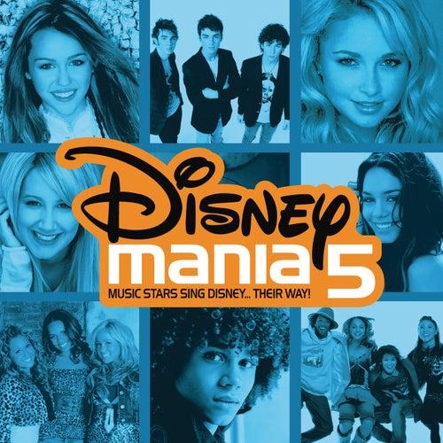 Disneymania 5 de Various Artists