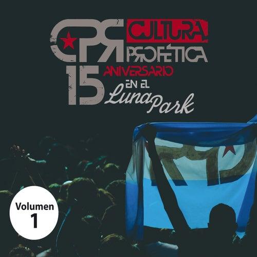 15 Aniversario en el Luna Park (Volumen 1) de Cultura Profetica